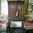 17th Cent. French Walnut Cabinet