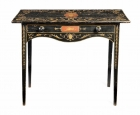 Early 19th C. Italian Painted Side Table