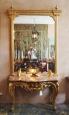 Large 19th Century Gilt Overmantle Mirror