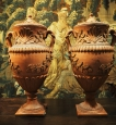 Pari of Large 19th Cent. Italian Classical Urns
