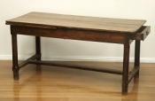 18th Century Elm Farmhouse Table